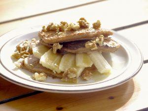 Bananen-Vollkorn Power-Pancakes