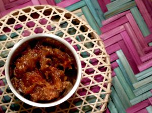 Sambal – indonesiche Chilipaste