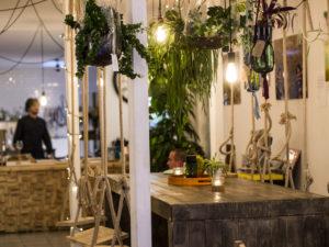 Das H/EART.H in Amsterdam: Gemütliches Creative Space Restaurant